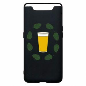 Etui na Samsung A80 Beer and cannabis