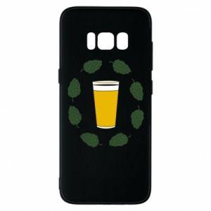 Etui na Samsung S8 Beer and cannabis