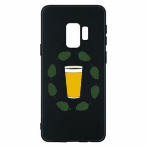 Etui na Samsung S9 Beer and cannabis