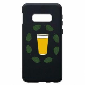 Etui na Samsung S10e Beer and cannabis