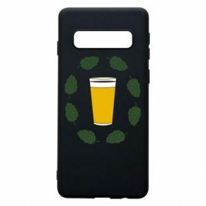 Etui na Samsung S10 Beer and cannabis