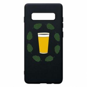 Etui na Samsung S10+ Beer and cannabis