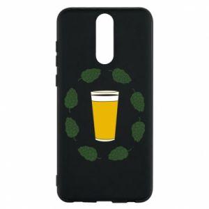 Etui na Huawei Mate 10 Lite Beer and cannabis