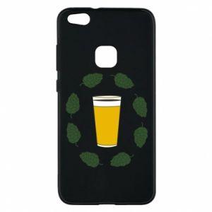 Etui na Huawei P10 Lite Beer and cannabis