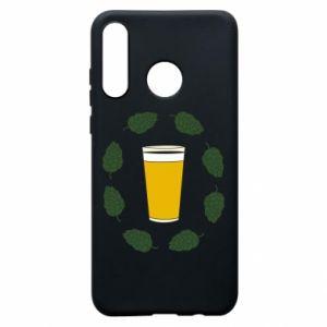 Etui na Huawei P30 Lite Beer and cannabis