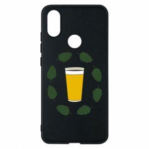 Etui na Xiaomi Mi A2 Beer and cannabis
