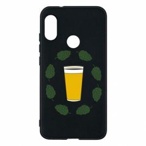 Etui na Mi A2 Lite Beer and cannabis