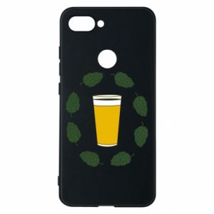 Etui na Xiaomi Mi8 Lite Beer and cannabis