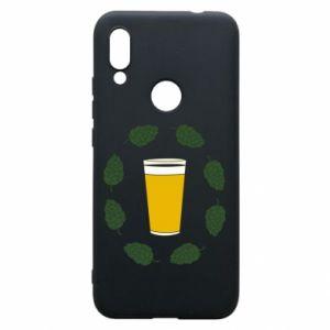 Etui na Xiaomi Redmi 7 Beer and cannabis