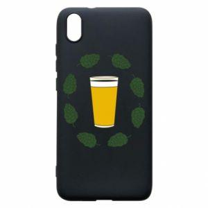 Etui na Xiaomi Redmi 7A Beer and cannabis