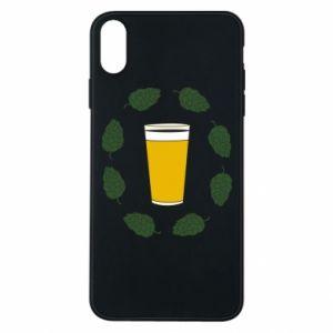 Etui na iPhone Xs Max Beer and cannabis