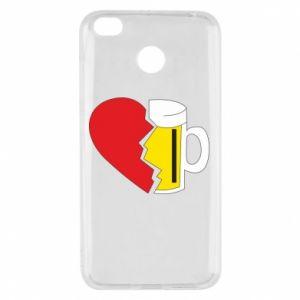 Etui na Xiaomi Redmi 4X Beer broke the heart