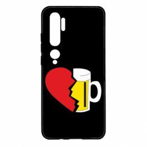 Etui na Xiaomi Mi Note 10 Beer broke the heart
