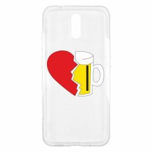 Etui na Nokia 2.3 Beer broke the heart