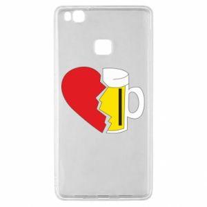 Etui na Huawei P9 Lite Beer broke the heart