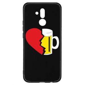 Etui na Huawei Mate 20 Lite Beer broke the heart