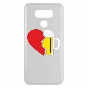 Etui na LG G6 Beer broke the heart