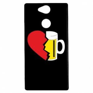 Etui na Sony Xperia XA2 Beer broke the heart
