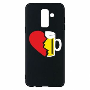 Phone case for Samsung A6+ 2018 Beer broke the heart