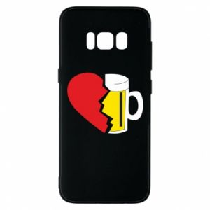 Phone case for Samsung S8 Beer broke the heart
