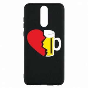Phone case for Huawei Mate 10 Lite Beer broke the heart