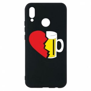 Phone case for Huawei P20 Lite Beer broke the heart