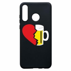 Phone case for Huawei P30 Lite Beer broke the heart