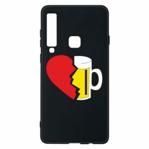 Phone case for Samsung A9 2018 Beer broke the heart