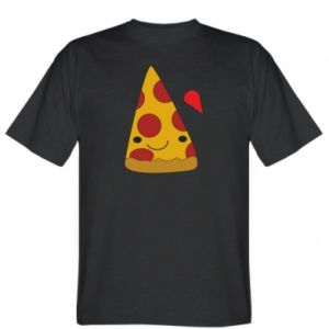 T-shirt Beer pizza