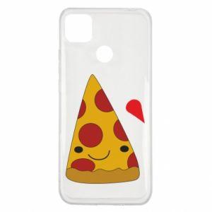 Etui na Xiaomi Redmi 9c Beer pizza