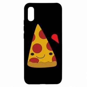 Etui na Xiaomi Redmi 9a Beer pizza