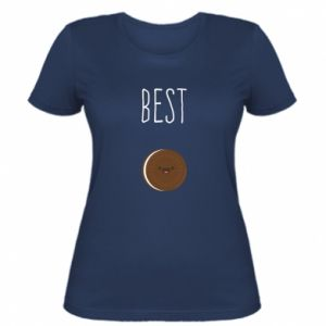 Koszulka damska Best cookie