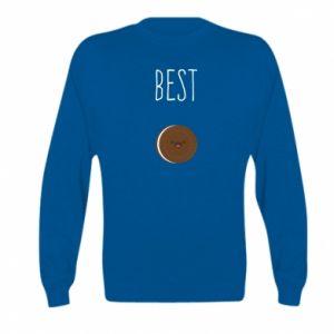 Bluza dziecięca Best cookie