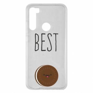 Etui na Xiaomi Redmi Note 8 Best cookie