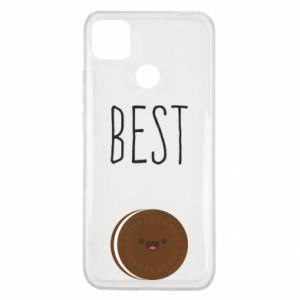 Etui na Xiaomi Redmi 9c Best cookie