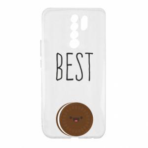 Etui na Xiaomi Redmi 9 Best cookie