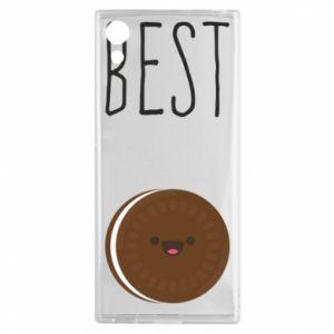 Etui na Sony Xperia XA1 Best cookie