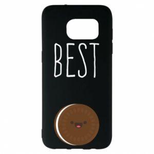 Etui na Samsung S7 EDGE Best cookie
