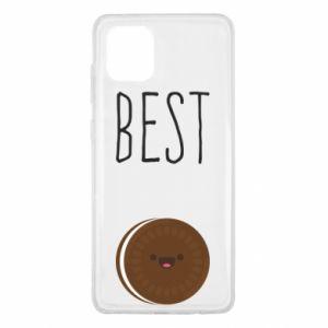 Etui na Samsung Note 10 Lite Best cookie