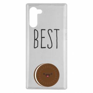 Etui na Samsung Note 10 Best cookie