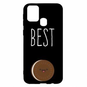 Etui na Samsung M31 Best cookie