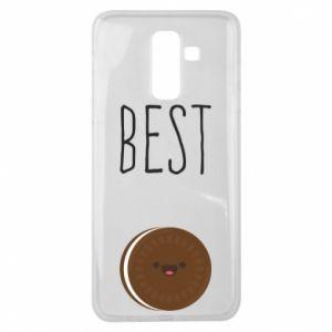 Etui na Samsung J8 2018 Best cookie