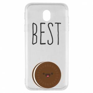 Etui na Samsung J7 2017 Best cookie