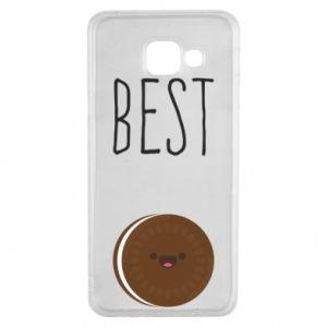 Etui na Samsung A3 2016 Best cookie