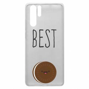 Etui na Huawei P30 Pro Best cookie