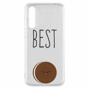 Etui na Huawei P20 Pro Best cookie