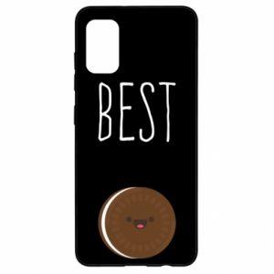 Etui na Samsung A41 Best cookie