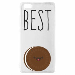 Etui na Huawei P 8 Lite Best cookie