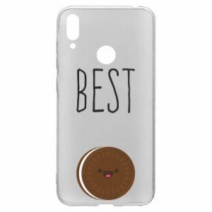 Etui na Huawei Y7 2019 Best cookie
