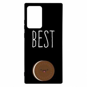 Etui na Samsung Note 20 Ultra Best cookie